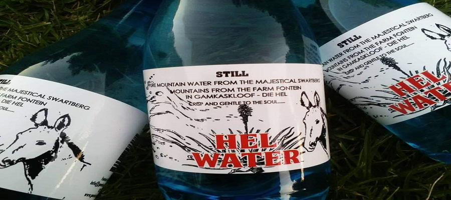 Hell Mineral Water